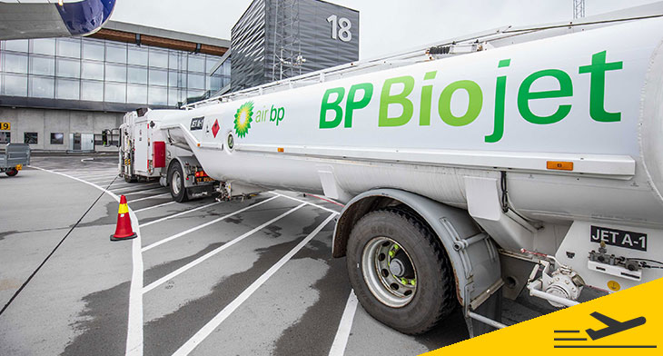 Air BP and Neste partner to boost development of sustainable aviation fuel