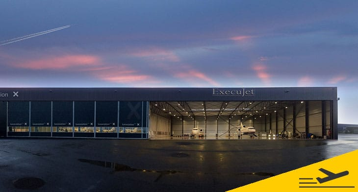 Sale agreed for ExecuJet's maintenance activities