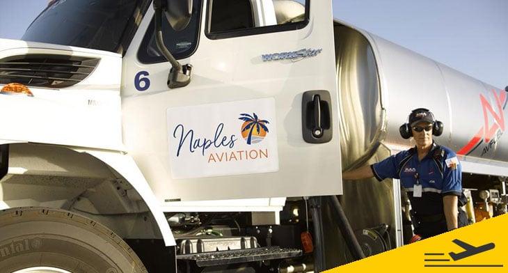 Naples full-service FBO unveils new name