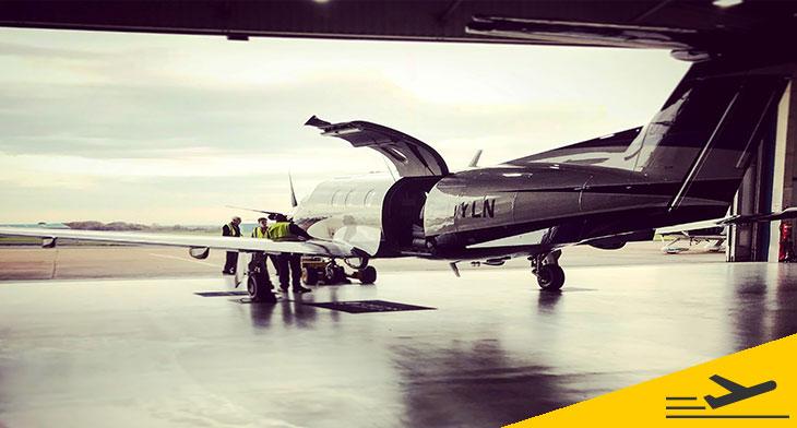 Oriens launches pilot training at London Biggin Hill