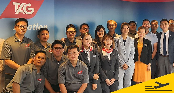 TAG Aviation is first FBO in Macau to be gran..