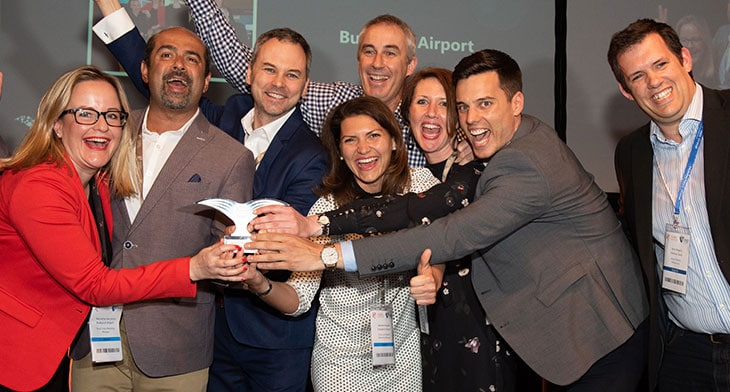 Budapest named overall winner at Routes Europ..