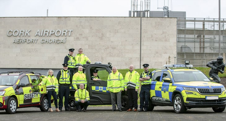 Cork invests in airport policing and safety