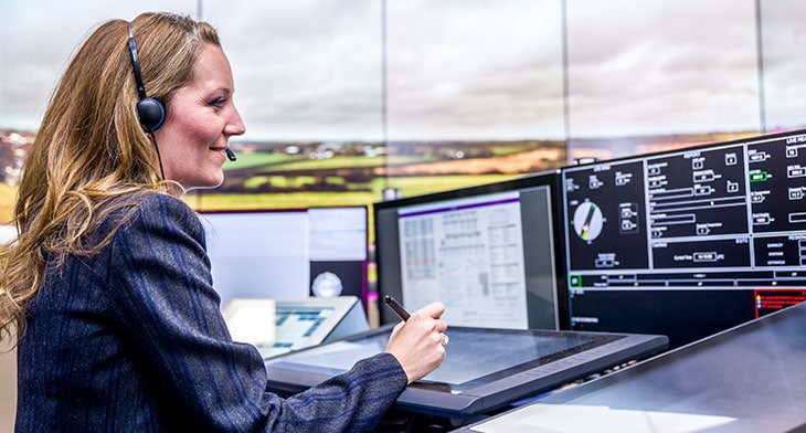 UK's first digital tower goes live