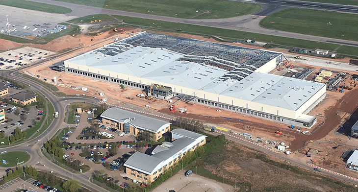 East Midlands Airport calls on government to help unlock its potential