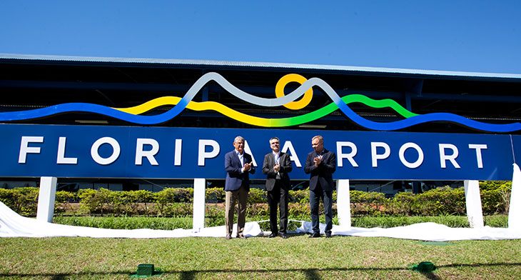 Expansion plans underway at Florianopolis' ..
