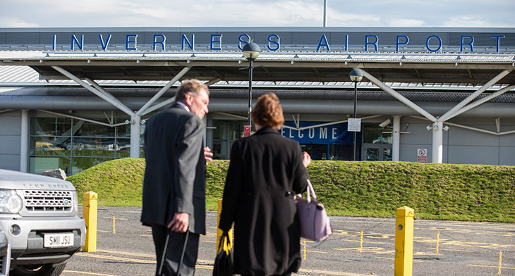 A sustainable future for Scotland's airports