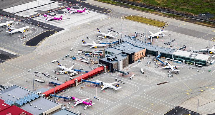 Keflavik wraps up 2017 with 8.8 million passengers