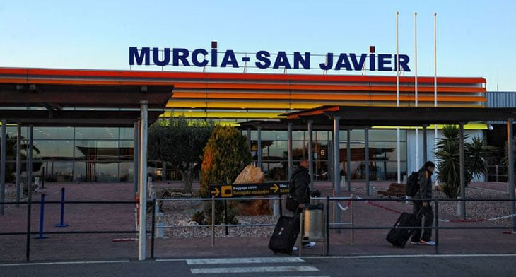 End of an era for Murcia-San Javier Airport