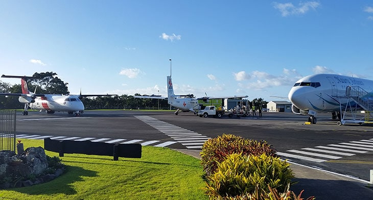 Air Chathams to launch Auckland – Norfo..