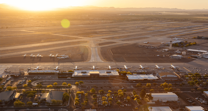 Phoenix-Mesa Gateway offers free COVID-19 testing for passengers