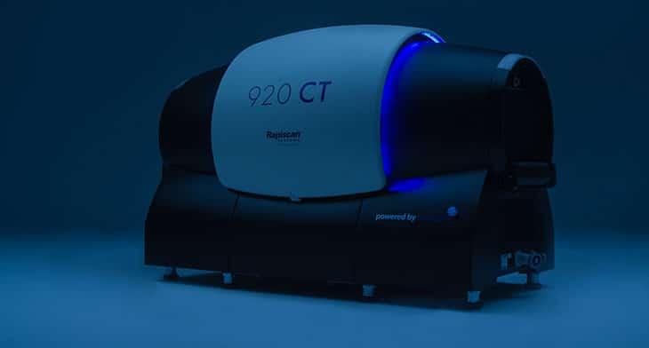 Rapiscan's 920CT receives ECAC C3 certification