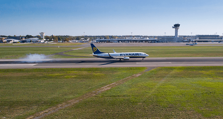 Bordeaux to become new Ryanair base