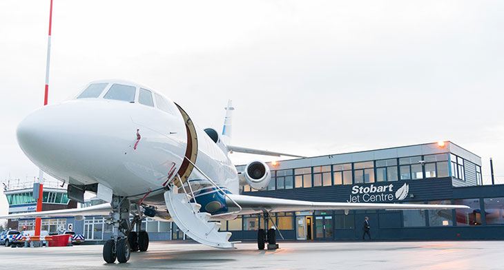 Business aviation on track for upswing, but it will take time