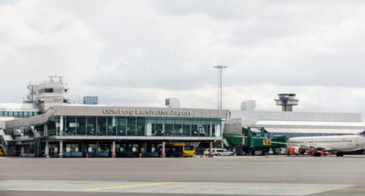 Göteborg Landvetter receives supply of bio jet fuel