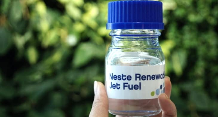 Neste and Air BP commit to delivering sustainable aviation fuel