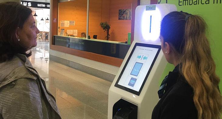 Menorca Airport trials biometric technology