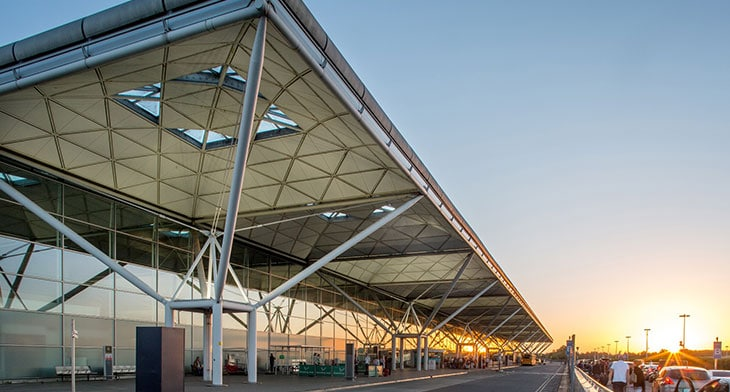 London Stansted celebrates record-breaking performance
