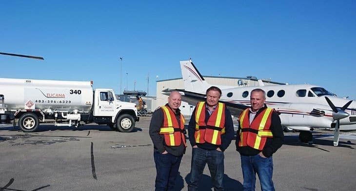 Work begins on Red Deer Regional Airport FBO project