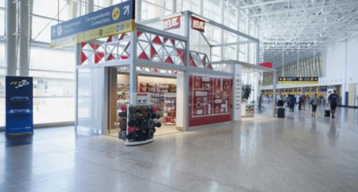 Québec City Jean Lesage expands retail offer..