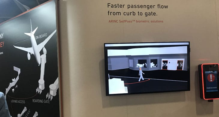 PTE 2019: Collins Aerospace streamlines airport journey with SelfPass