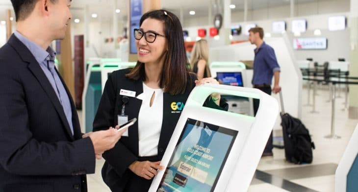 Australia's Gold Coast Airport extends partnership with SITA