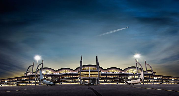 Sabiha Gocken Airport