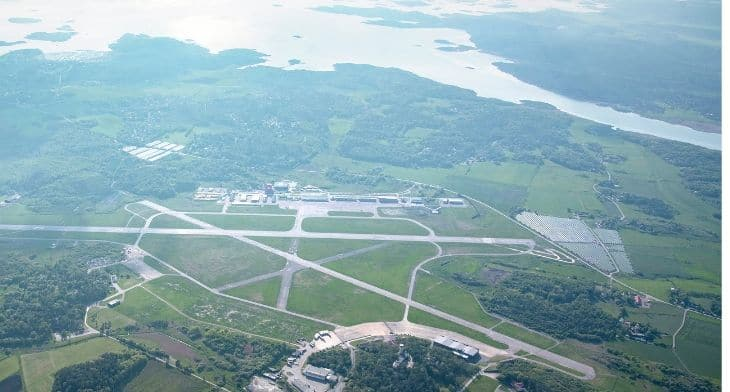 Sweden's Säve Airport becomes home to Heart Aerospace