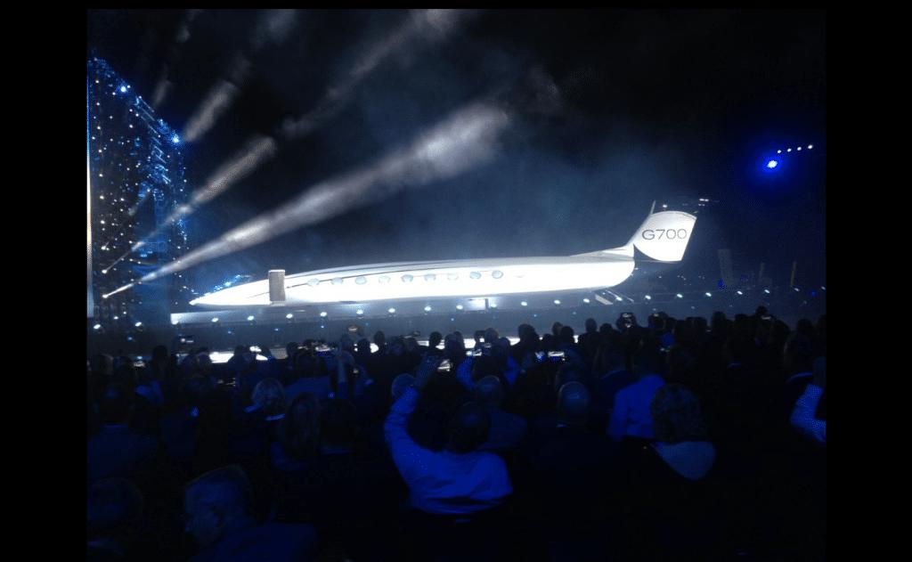 Gulfstream NBAA BACE 2019