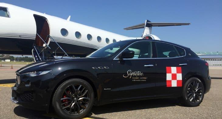 Signature Flight Support expands Italian oper..