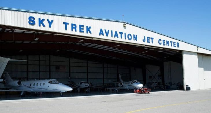 Name changing announcement for Sky Trek Aviat..