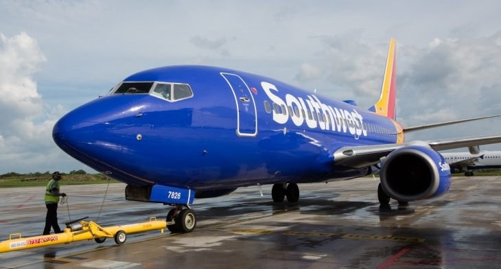 Southwest Airlines returns to Costa Rica