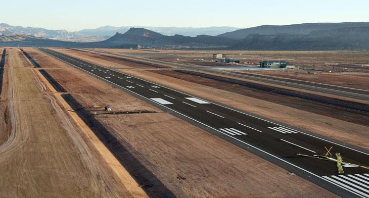 St. George Regional Airport closes for runway repairs