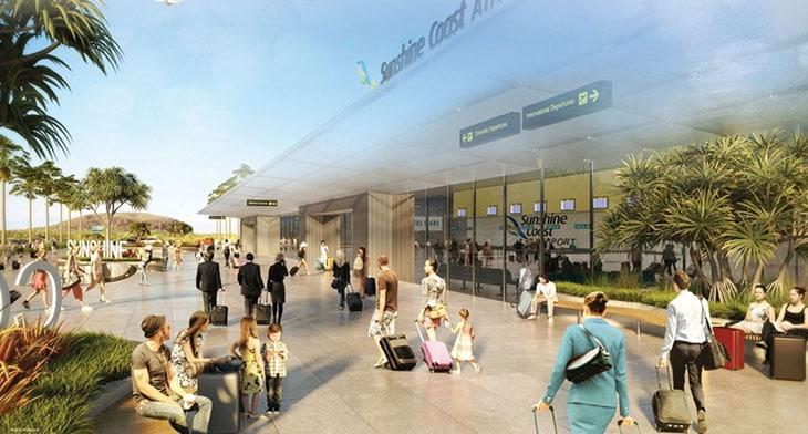 Sunshine Coast Airport unveils Draft Master Plan