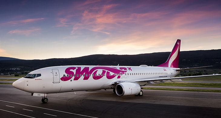 Swoop marks one million passenger milestone