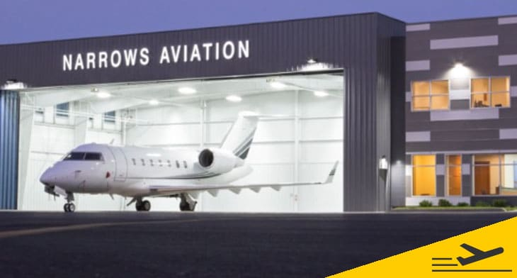 Tacoma Narrows Aviation unveils FBO facility