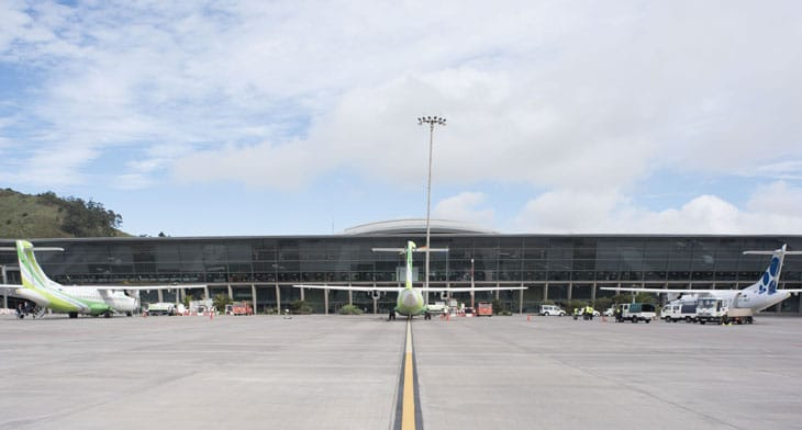 Tenerife North Airport tops the charts for OT..
