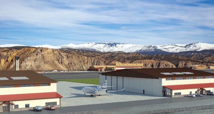 Vail Valley Jet Center begins hangar project
