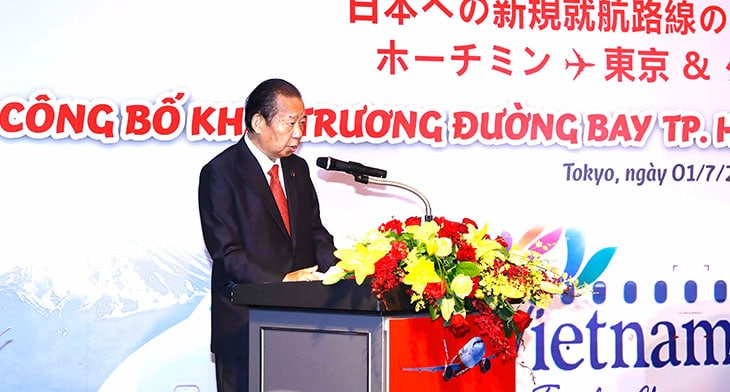 Vietnam and Japan to gain new links with Vietjet