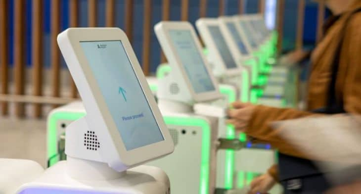 Auckland Airport enhances passenger journey with automated pre-security gates