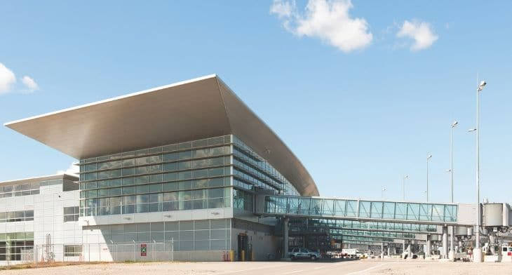 Winnipeg Airport welcomes $30.4m infrastructure investment
