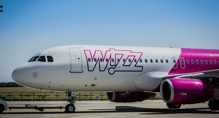 Wizz Air extends services with two new bases in Larnaca and Milan
