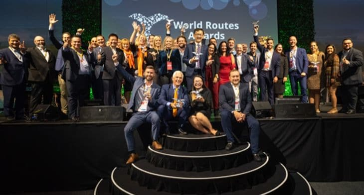 Billund Airport takes the win at World Routes 2019