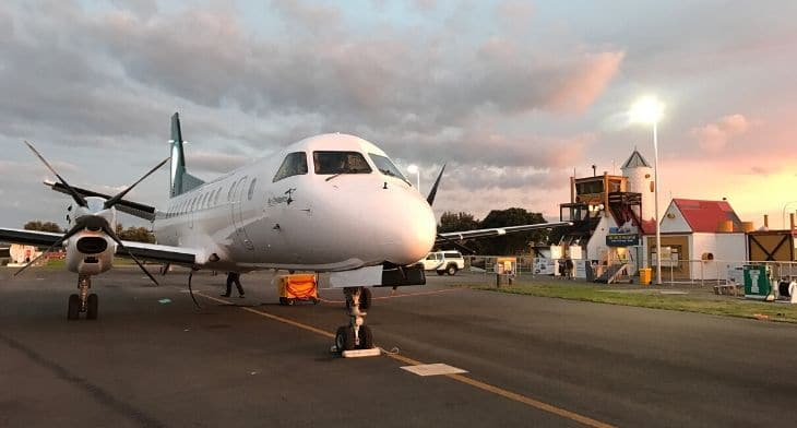Air Chathams introduces larger aircraft to Whakatane services