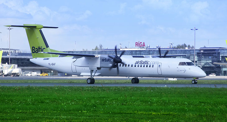 airBaltic to launch Riga – Lviv link
