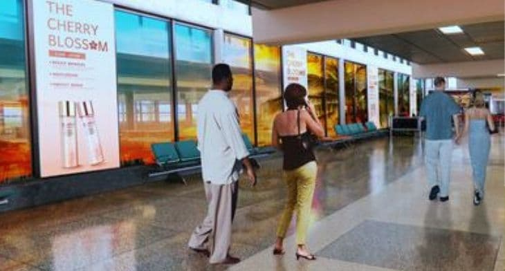 Caribbean's leading airport partners with Clear Channel Airports
