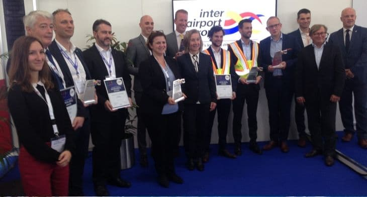 Inter airport Europe 2019: Excellence award winners