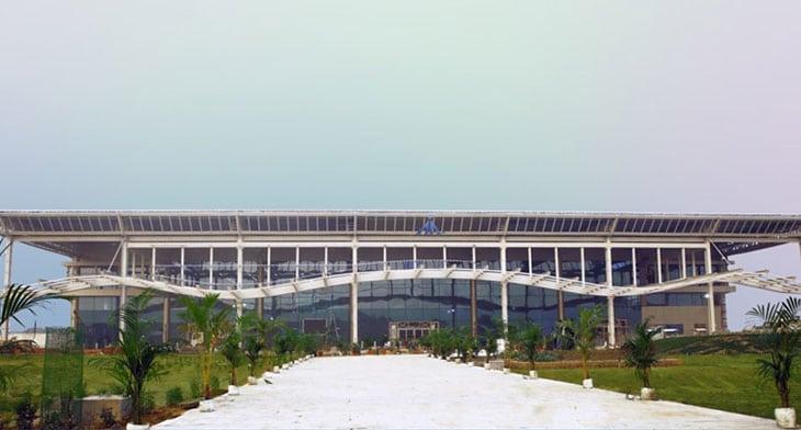 Bamrauli Airport inaugurates new terminal