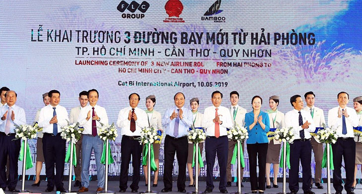 Bamboo Airways launches new domestic links fr..