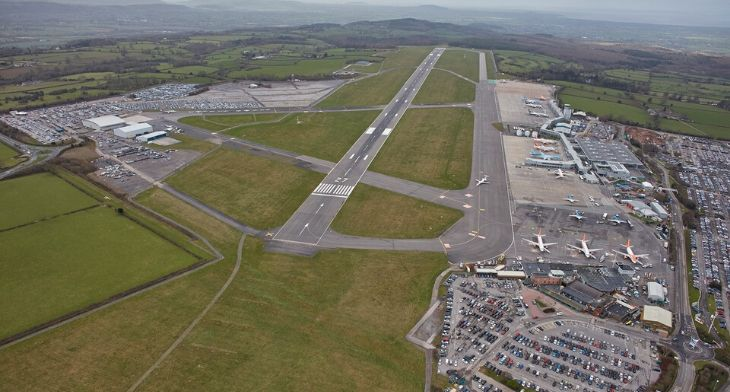 Surface access to Bristol Airport to be carbo..